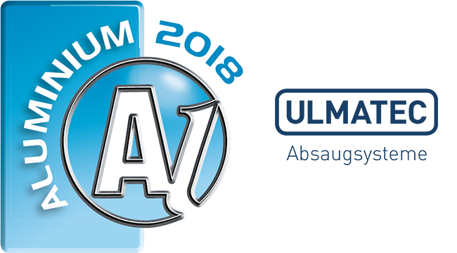 ULMATEC auf der Aluminium 2018