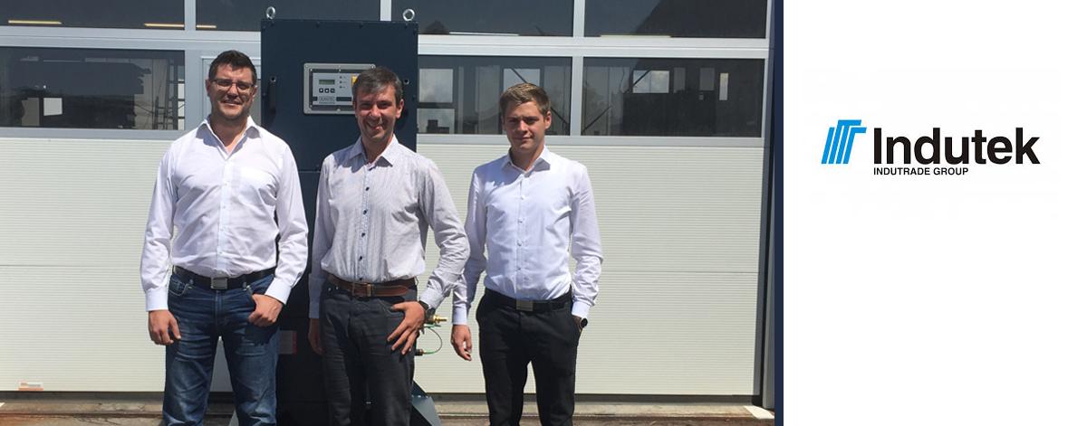 Unser Partner für Lettland SIA Indutek LV   ULMATEC GmbH