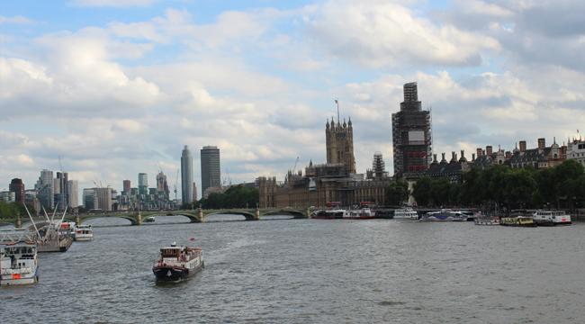Azubi auf Sprachreise in London | ULMATEC Absaugtechnik
