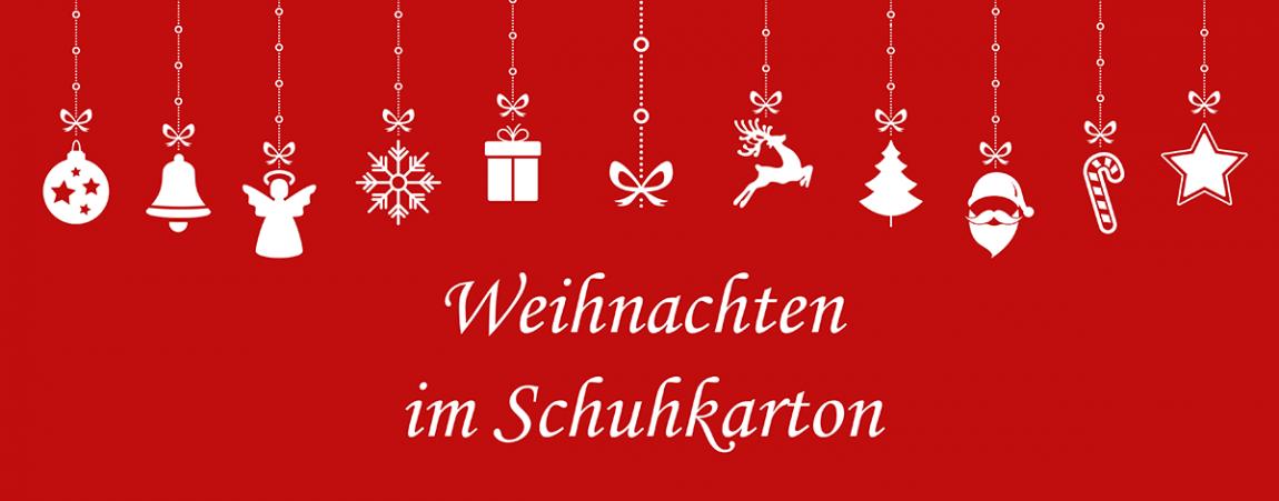 Weihnachten im Schuhkarton | ULMATEC Absautechnik