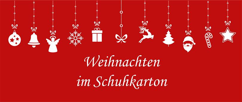 Weihnachten im Schuhkarton | ULMATEC Absaugtechnik