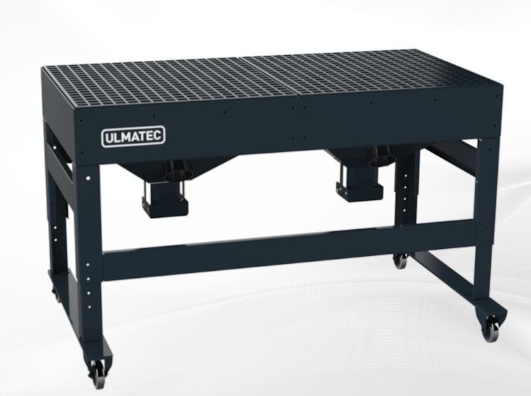 Extraction table for professionals | ATM 1500 ULMATEC