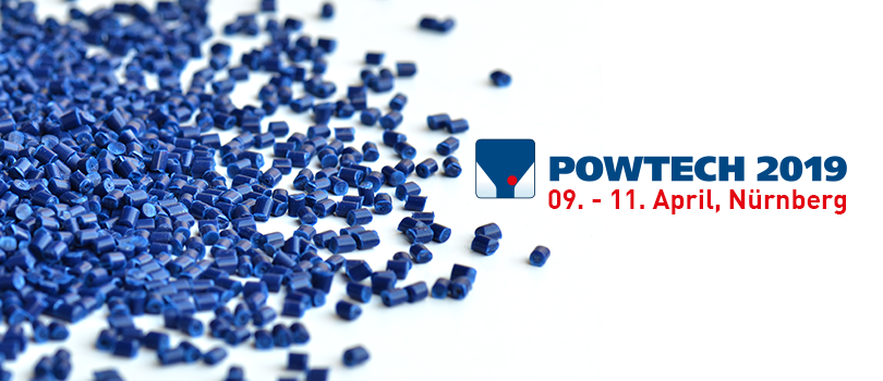 POWTECH 2019 | ULMATEC Absaugtechnik in Halle 4A Stand 210