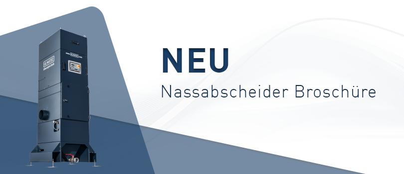 NEU Nassabscheider Broschüre | ULMATEC GmbH