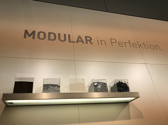 Modular in Perfektion | ULMATEC Absaugtechnik
