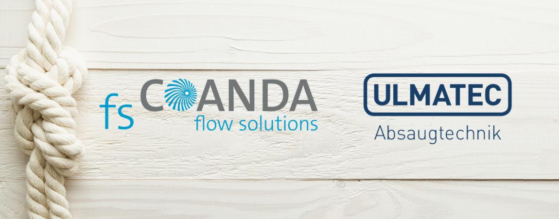 FS Coanda unser neuer Vertriebspartner | ULMATEC Absautechnik