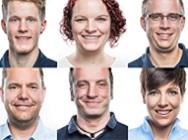 Employee portraits