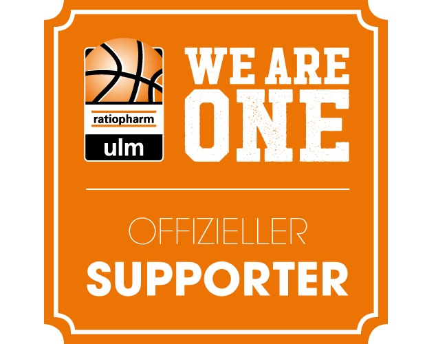 We are one - Ulmatec is official supporter of the German Basketball Association Ratiopharm Ulm