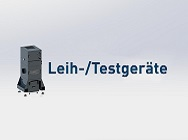 Leih-/Testgerät