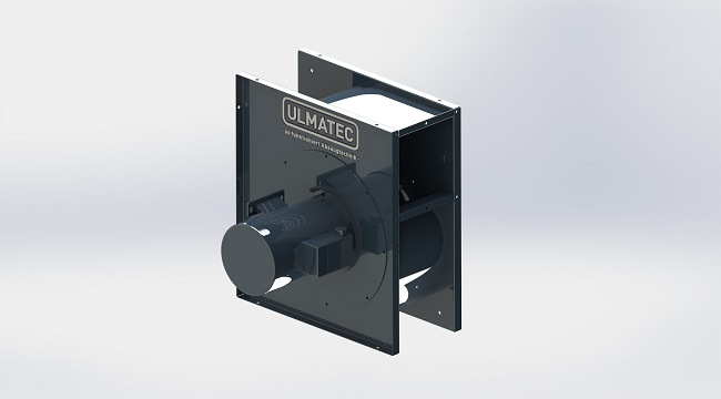 Radial blower MRG 7,5 kW